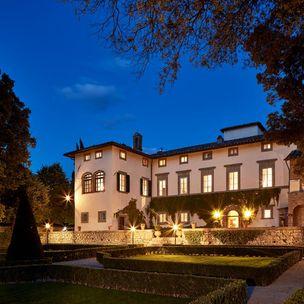 Villa di Piazzano, Cortona
