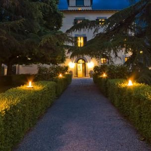 Villa Monte Solare, Tavernelle di Panicale